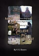 Now Do You Believe in Ghost by V. E. Bowers (2009, Hardcover)