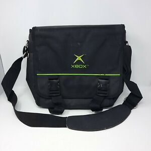 Official Microsoft Original Xbox Console Carrying Case Travel Bag