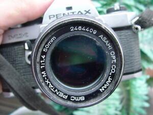 Vintage PENTAX MX - 35mm - CAMERA