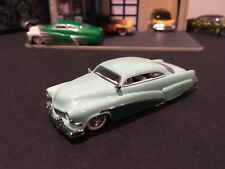 1:64 Hot Wheels Legends Limited Ed George Barris Hirohata 1951 51 Merc Mercury