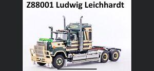 1:50 diecast drake Bicentennial Mack Ludwig Leichhardt