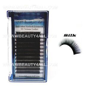 MBeauty4all  Russian Volume Lashes Silk XD Individual Eyelash Eyelash Extentions