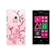 Beyond Cell Protective Case For Nokia Lumia 521 Cherry Blossom