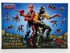 Masters of the Universe Classics MULTI-BOT Evil Robot Action Figure MOTU CGP24
