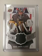 2018-19 Upper Deck Game Jerseys #GJMF Marc-Andre Fleury GROUP A 1:1,150 packs