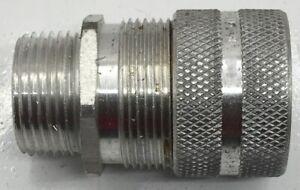 4803-8 RACO CORD GRIP CONNECTOR ALUMINUM 3/4-INCH 625-750