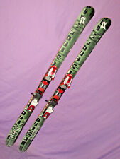 Volkl DOGEN freestyle Park & Pipe skis 158cm with Marker m1000 COMP JR bindings~