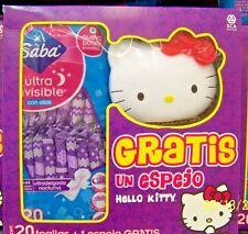 Compact Mirror Hello Kitty Red Sanrio Collectibles Saba Limited Edition 2017!!!