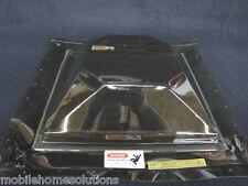 "Mobile Home Skylight 16""x16"" 14x14 Double Pane Sapphire Dome Self Flashing"