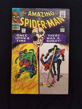 The Amazing Spider-Man #37 1st Appearance Norman Osborn Robot Master Silver Lee