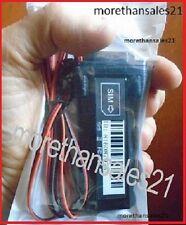 Mini Tracker GPS,GSM,GPRS,SMS Car, Vehicles Locator Spy Device Alarm w/batt
