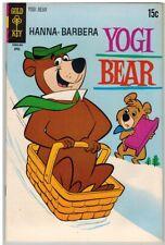 YOGI BEAR (1959-1970 DELL/GK) 40 FN+  April 1970