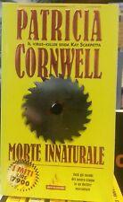 PATRICIA CORNWELL MORTE INNATURALE I MITI MONDADORI N.137 1999 CON KAY SCARPETTA
