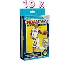 2019/20 Panini Hoops Premium Stock Basketball Hanger Box - LOT OF 10