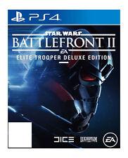 Star Wars Battlefront II -- Elite Trooper Deluxe Edition