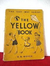 E.R. BOYCE The Yellow Book THE GAY WAY SERIES #4 1964 sc VINTAGE READER