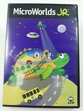 MicroWorlds Jr - Science, Math, Problem Solving - PreK to Grade 2 ~ w/ Cd&Manual