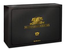 Konami CG1604 Yugioh  Duel Monsters 20th Annivers Card Set