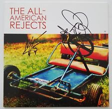 The All American Rejects Signed Self Titled S/T Vinyl Record LEGENDS RAD