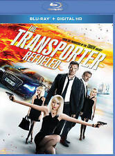 Transporter Refueled [Blu-ray] DVD, Loan Chabanol, Ed Skrein, Ray Stevenson, Cam