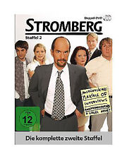 Stromberg, Staffel 2, 2 DVDs
