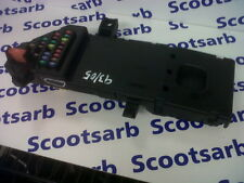 Unidad de distribución eléctrica Saab 9-3 93 Caja de Fusible 2004 - 2010 12798346 4D 5D Cv