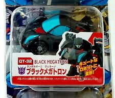 new TAKARA TOMY QT32 Black Megatron *FREE SHIPPING WORLDWIDE