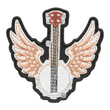 Soaring Five-String Banjo Patch, Musical Instruments Patches