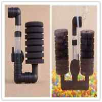 1pcs Biochemical Bio Sponge Filter Aquarium Fish Tank Shrimp Air Pump Sponge AZ