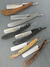 Rasiermesser Set Rasiermesserset 6 Rasiermesser Goldätzung