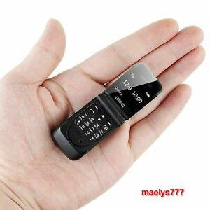 Mini telephone portable LONG-CZ J9 Clapet Bluetooth non détectable *Nouveauté*