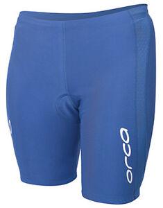 Orca Women's Race Triathlon Pant, Blue. NEW, reg $80