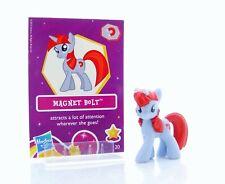"My Little Pony Blind Bag Wave 6 ""MAGNET BOLT"" +CARD Mini Friendship is Magic"