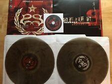 Stone Sour Hydrograd Marbled double Smoky coloured Vinyl LP + Bonus Cd