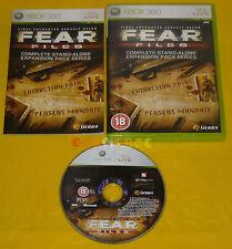 F.E.A.R. FILES XBOX 360 Versione Inglese Gioco in Italiano FEAR ••••• COMPLETO