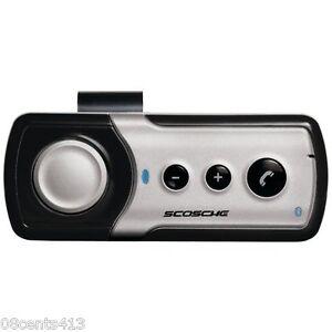 Scosche (BTHFV) Cellvisor Handsfree Wireless Bluetooth Speakerphone **NEW**