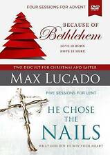 Because of Bethlehem/He Chose the Nails: A DVD Study: Love is Born Hope is...