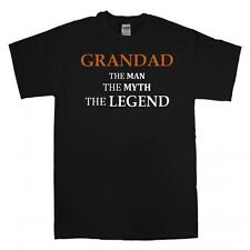 NEW Awesome Grandad T Shirt Fathers Day Gift Xmas Present Cool Birthday Funny