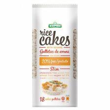 Kupiec Gluten Free Vegan Brown Rice Cake with Sesame Wafle 3.1oz (3-Pack)