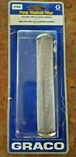 New listing Graco Pump Manifold Filter, 30 Mesh, 224458, One Filter
