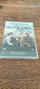Out Of Africa : NEW SEALED DVD