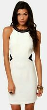 Lucy & CO. New ivory and black dress. size small