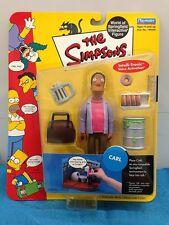 Simpsons Series 6 figure - Playmates - Carl