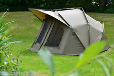 Spyder Dome Bivvy | 2 Man Great Size + All Accessories .