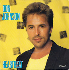 DISCO 45 GIRI DON JOHNSON heartbeat  // can't take your memory