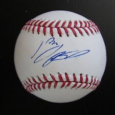 Byron Buxton Signed Ball (ROMLB) Auto, Twins Center Fielder Autograph Baseball