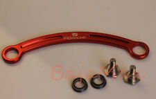 FID HD double dual bearing steering bars for Losi 5IVE T LOSI MINI WR red 1pc