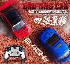 Remote Control Racing Car RC Drift Speed car EVO Evolution X Subaru 4 Channel