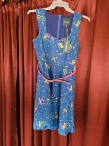 NWT MODCLOTH DRESS L