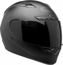 Bell Qualifier DLX Blackout Full-Face Motorcycle Helmet Solid Matte Black,Large